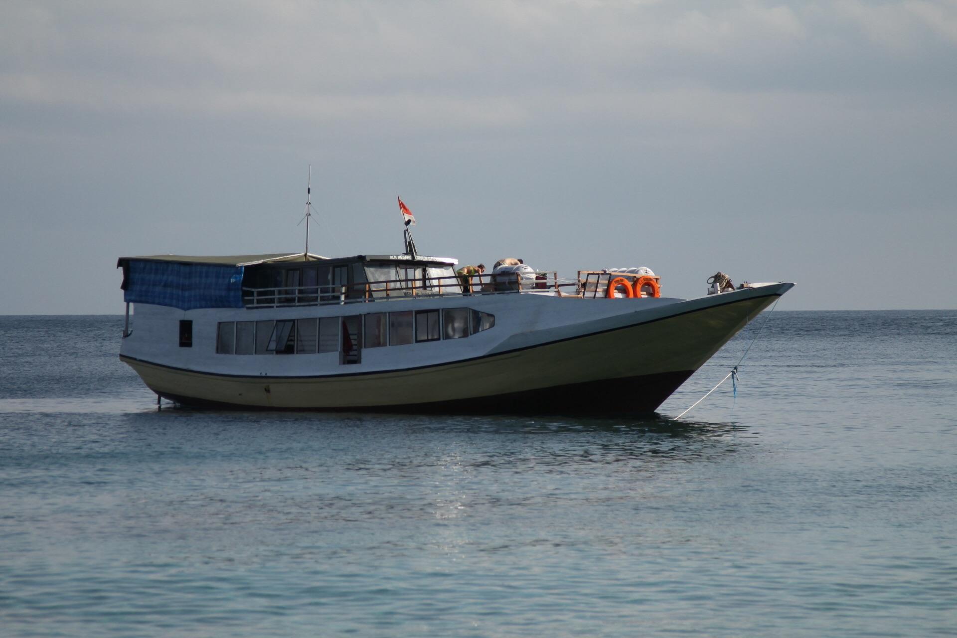 La barca degli orrori